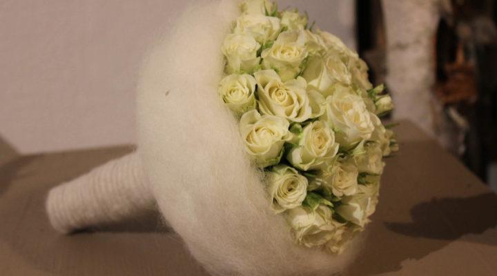 Brautstrauß Blumenparadies