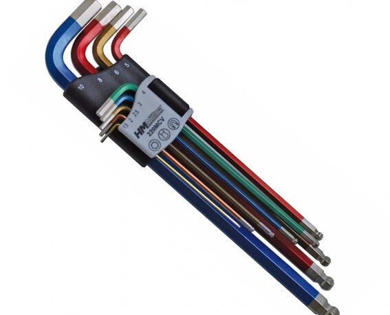 220MCV-Kugelkopf-Sechskant-Stiftschlüsselsatz