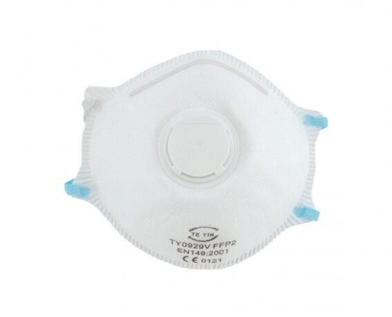 FSM-3F_Feinstaub-Atemschutzmaske mit Ventil, FFP2 NR